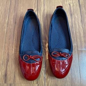 L.L.Bean Loafers Flat Slip on Shoes Size 8M